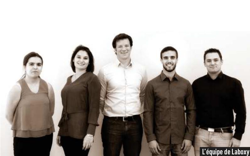 Photo équipe LabOxy en 2015