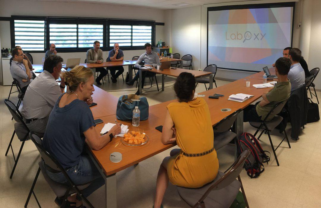LabOxy - Table ronde autour des financements de l'innovation