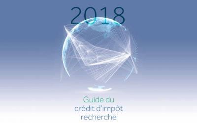Le guide du crédit d'impôt recherche 2018 est disponible
