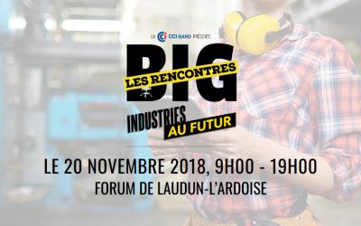 LabOxy aux rendez-vous d'affaires de «BIG les rencontres» mardi 20 novembre
