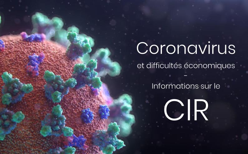 Coronavirus / Covid-19 - Les 4 points clés sur le Crédit Impôt Recherche - CIR